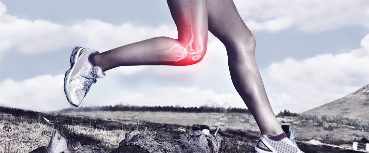 running for strong bones